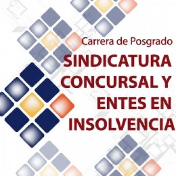 Sindicatura Concursal y Entes en Insolvencia: nueva edición